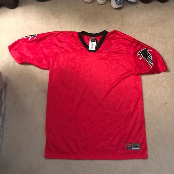 more photos e1e28 40523 Atlanta Falcons Blank Nike Jersey